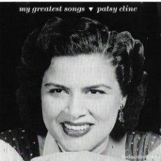 CDs de Música: PATSY CLINE. MY GREATEST SONGS. CD. Lote 155163946