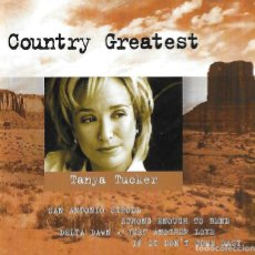 CDs de Música: TANYA TUCKER. COUNTRY GREATEST. CD. Lote 155175802