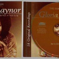 CDs de Música: GLORIA GAYNOR: THE COLLECTION (COMPILACIÓN). Lote 155202934