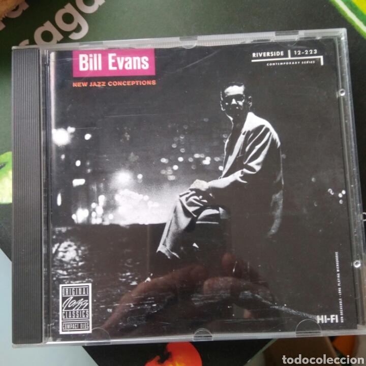 BILL EVANS – NEW JAZZ CONCEPTIONS (Música - CD's Jazz, Blues, Soul y Gospel)