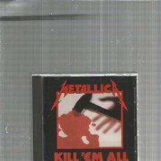 CDs de Música: METALLICA KILL . Lote 155232338