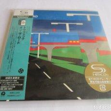 CDs de Música: TRAFFIC - ON THE ROAD 1973/2011 JAPAN MINI LP PAPERSLEEVE CARDBOARD SHM CD UICY-93648. Lote 155234410