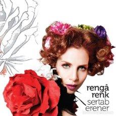 CDs de Música: SERTAB ERENER - RENGÂRENK - CD DIGIPACK. Lote 155289366