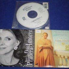 CDs de Música: LOTE 3 CD SINGLE PROMO MARIA DOLORES PRADERA. Lote 155318094