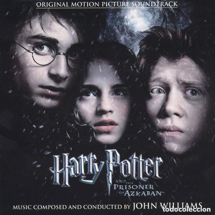 HARRY POTTER AND THE PRISONER OF AZKABAN / JOHN WILLIAMS CD BSO (Música - CD's Bandas Sonoras)