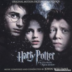 CDs de Música: HARRY POTTER AND THE PRISONER OF AZKABAN / JOHN WILLIAMS CD BSO. Lote 155320754