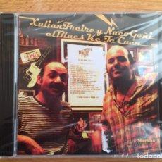 CDs de Música: XULIAN FREIRE Y ÑACO GOÑI: EL BLUES KE TE CUEN. Lote 155330276