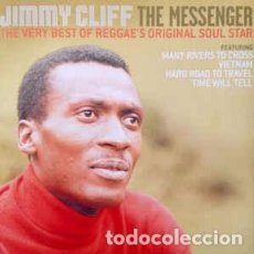 CDs de Música: JIMMY CLIFF - THE MESSENGER (THE VERY BEST OF REGGAE'S ORIGINAL SOUL STAR) (CD, COMP) LABEL:METRO C. Lote 155355926