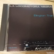 CDs de Música: LA LOCOMOTORA NEGRA : ELLIGTON TRAIN - CD - JAZZ - PDI 80.0885. Lote 155415226