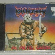 CDs de Música: PANZER - AL PIE DEL CAÑON - PRECINTADO. Lote 155416062
