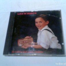 CDs de Música: CD DEL GRUPO LAX,N BUSTO LA CAIXA QUE PUJA Y BAIXA. Lote 155416342