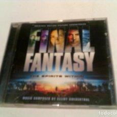 CDs de Música: CD DE LA BANDA SONORA FINAL FANTASY. Lote 155416438