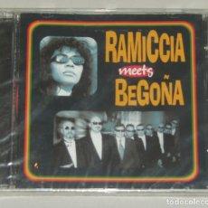 CDs de Música: RAMICCIA MEETS BEGOÑA - PRECINTADO. Lote 155417726