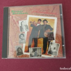 CDs de Música: REMEMBRANCE: LIVE AT THE VILLAGE VANGUARD JAZZ THE HARPER BROTHER'S BROTHERS. Lote 155439862