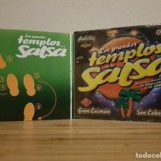 CDs de Música: REMEMBER_LOS TEMPLOS DE LA SALSA.. Lote 155442878