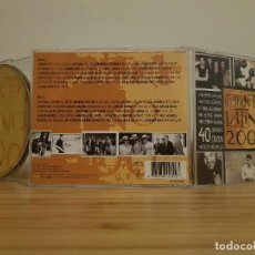 CDs de Música: REMEMBER_CARACTER LATINO 2000.. Lote 155444642