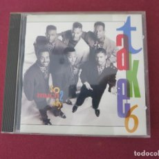 CDs de Música: CD JAZZ TAKE 6 SO MUCH 2 SAY TWO SAY TOO SAY. Lote 155459814