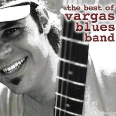CDs de Música: VARGAS BLUES BAND. THE BEST. CD. Lote 155461586