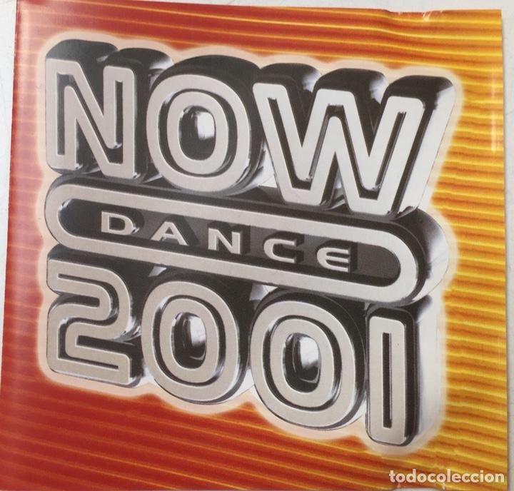 CD NOW DANCE 2001 (Música - CD's Disco y Dance)