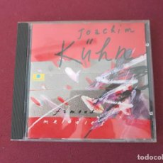 CDs de Música: JOACHIM KUHN CD JAZZ . Lote 155500082