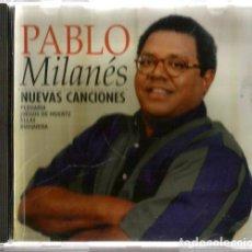 CDs de Música: CD PABLO MILANES : NUEVAS CANCIONES . Lote 155521970