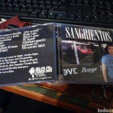CDs de Música: SANGRIENTOS CD 1993 RAREZA. Lote 155523761