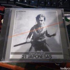CDs de Música: 21 JAPONESAS CD HOMBRE DE LA SELVA PRECINTADO. Lote 155525066