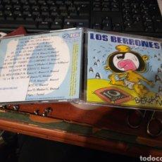 CDs de Música: LOS BERRONES CD 10 AÑOS BERRANDO 1999. Lote 155525594