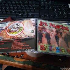 CDs de Música: LOS RANCIOS CD YA L' HEMO LIAO 1999. Lote 155532453