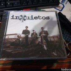 CDs de Música: INQUIETOS CD 1994 PRECINTADO. Lote 155535956
