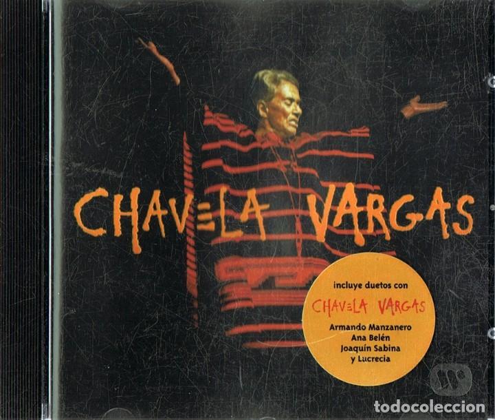 CHAVELA VARGAS (CD) (Música - CD's Otros Estilos)