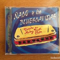 CDs de Música: ÑACO GOÑI: DIRECTO EN MOBY DICK CLUB. Lote 155582068