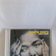 CDs de Música: CESARIA EVORA CABO VERDE. Lote 155587448