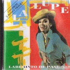 CDs de Música: LA LUPE LABERINTO DE PASIONES (CD). Lote 155587830