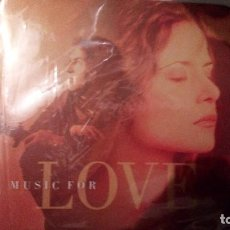 CDs de Música: ASHA - MUSIC FOR LOVE. Lote 155595574