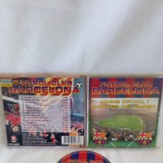 CDs de Música: CD FÚTBOL CLUB BARCELONA 1998. Lote 155595700