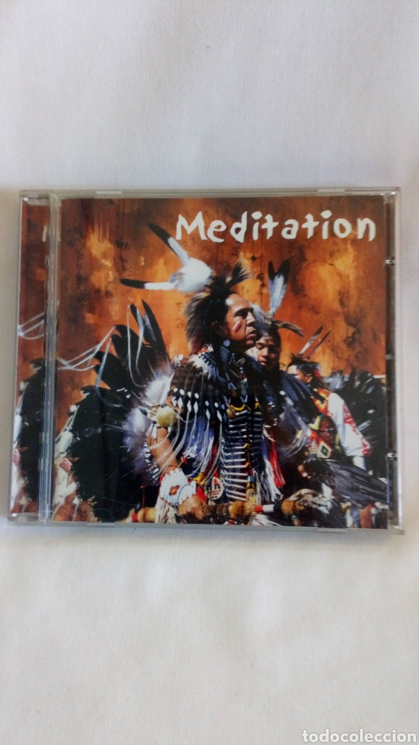 CD MEDITATION (Música - CD's World Music)