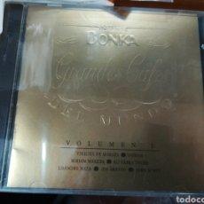 CDs de Música: BONKA CD PROMOCIONAL VER CONTENIDO EN FOTO PRECINTADO. Lote 155606390