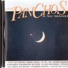 CDs de Música: LOS PANCHOS ¨A SU MANERA¨ (CD). Lote 155609914