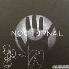CDs de Música: AMARAL. NOCTURNAL FIRMADO. Lote 155610062