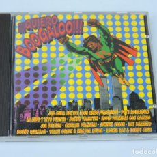 CDs de Música: ¡¡¡ QUIERO BOOGALOO CD. Lote 155611746