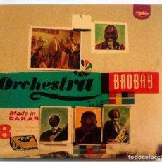 CDs de Música: ORCHESTRA BAOBAB - MADE IN DAKAR - CD 2007 - WORLD CIRCUIT. Lote 155641062