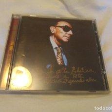CDs de Música: TETE MONTOLIU - T'ESTIMO TANT - PIANO SOLO 28 - 03 - 1996. Lote 155642850