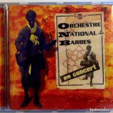 CDs de Música: ORCHESTRE NATIONAL DE BARBÈS - EN CONCERT - CD - VIRGIN. Lote 155644554