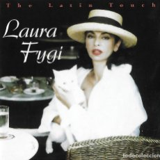 CDs de Música: LAURA FYGI. THE LATIN TOUCH. CD. Lote 155653562