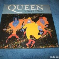 CDs de Música: QUEEN - A KIND OF MAGIC - CD +LIBRO DEL AÑO 2008 - PRECINTADO NUEVO - ORIGINAL DE 1985. Lote 155689470