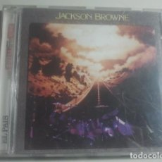 CDs de Música: JACKSON BROWNE - CD - RUNNING ON EMPTY. Lote 155693698
