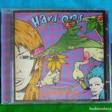 CDs de Música: HARD-ONS - MOST PEOPLE ARE A WASTE OF TIME CD NUEVO Y PRECINTADO - PUNK ROCK. Lote 155696634