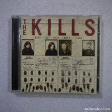 CDs de Música: THE KILLS - KEEP ON YOUR MEAN SIDE - CD 2003 . Lote 155702486