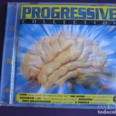 CDs de Música: PROGRESSIVE COLLECTION VOL. 1 CD MAX MUSIC 1998 PRECINTADO - ELECTRONICA - HOUSE - TECHNO - TRANCE. Lote 155703862